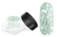 Jolifin LAVENI Crystal Glitter - mint