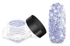Jolifin LAVENI Crystal Glitter - purple