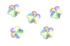 Jolifin LAVENI Strass-Diamonds - Flower
