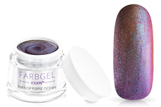 Jolifin Farbgel Flip-Flop purple ocean 5ml
