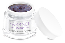 Jolifin Flip-Flop Farbgel purple ocean 5ml