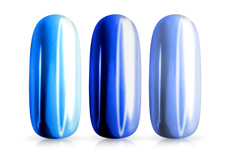Jolifin Pearl-Chrome Pigment Set - blue