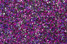 Jolifin Chrome Glitter - purple galaxy