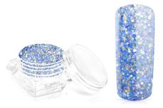 Jolifin Glossy Glitter - blue