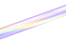 Jolifin LAVENI Pinstripes diamond purple - 1mm