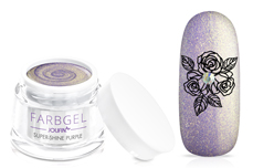 Jolifin Farbgel super-shine purple 5ml