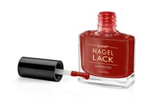 Jolifin LAVENI Nagellack - carmin red 9ml
