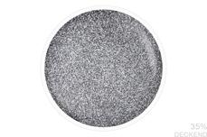 Jolifin LAVENI Nagellack - anthrazit glimmer 9ml