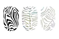 Jolifin Sticker Wrap - Hologramm Nr. 2