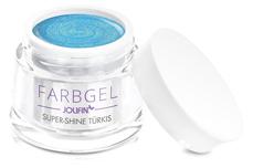 Jolifin Farbgel super-shine türkis 5ml