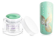 Jolifin Farbgel satin mint 5ml
