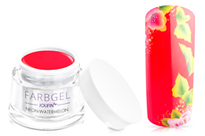 Jolifin Farbgel neon-watermelon 5ml