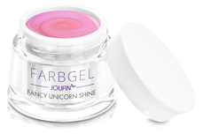 Jolifin Farbgel fancy unicorn shine 5ml