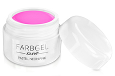 Jolifin Farbgel pastell neon-pink 5ml