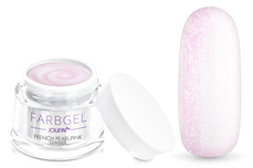 Jolifin Farbgel French pearl-pink Glimmer 5ml