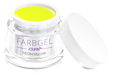 Jolifin Farbgel neon-yellow 5ml
