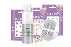 Jolifin Nailart-Set Surprise I - März