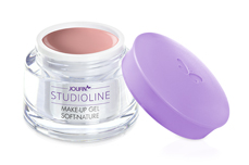 Jolifin Studioline - Make-Up Gel soft natur 30ml
