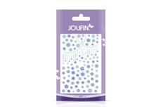 Jolifin XL Sticker Schneeflocke Nr. 1
