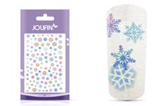 Jolifin XL Sticker Schneeflocke Nr. 2