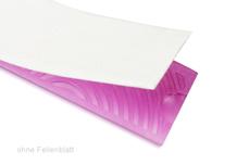 Jolifin Wechselfeilenboard ergonomic pink