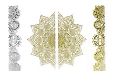 Jolifin LAVENI XL Lace Sticker - Nr. 4