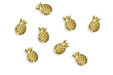 Jolifin Overlay - Ananas klein gold