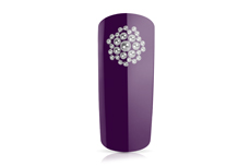 Jolifin LAVENI Perlen-Display - silver