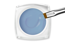 Jolifin LAVENI Farbgel - powder blue 5ml