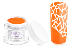 Jolifin Farbgel neon-orange 5ml