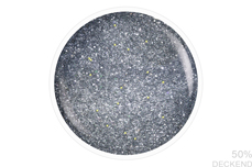 Jolifin Farbgel Nightshine grey stone Glimmer 5ml
