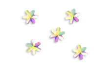 Jolifin LAVENI Strass-Diamond - small Snowflake
