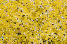 Jolifin LAVENI Glossy Mirror Glitter - gold