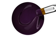 Jolifin Farbgel pure-blackberry 5ml