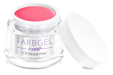 Jolifin Farbgel icecream pink 5ml