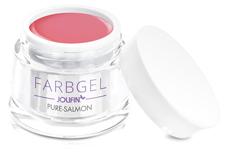 Jolifin Farbgel pure-salmon 5ml