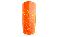 Jolifin Farbgel neon-orange Glitter 5ml