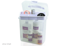Jolifin Aufbewahrungsbox für Flüssigkeiten - clear