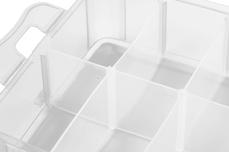 Jolifin Aufbewahrungsbox L - clear