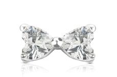 Jolifin Overlay - Schleife Kristallherzen
