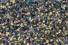 Jolifin Magic Glitter - black universe