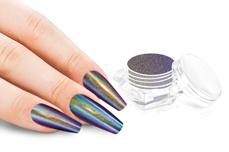 Jolifin Unicorn FlipFlop Pigment - purple & türkis