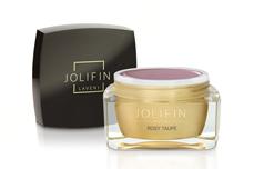 Jolifin LAVENI Farbgel - rosy taupe 5ml