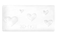 Jolifin 3D-Form - heart