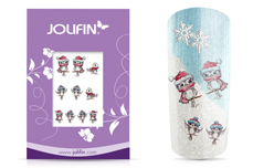 Jolifin Trend Tattoo Christmas 15