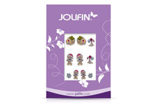 Jolifin Trend Tattoo Christmas 16
