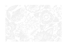 Jolifin LAVENI XL Sticker - White 2