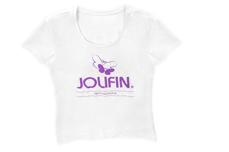 Jolifin T-Shirt Gr. L