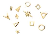 Jolifin Einleger-Display - Gold
