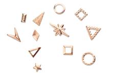 Jolifin Einleger-Display - Rosé-Gold